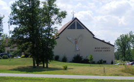 Holy Angels Catholic Church, Moose Lake Minnesota