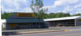 Lamperts Lumber & Building Materials, Moose Lake Minnesota
