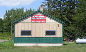 Cousins Construction, Moose Lake Minnesota