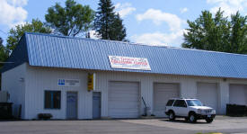 Grimm's Collision Center, Moose Lake Minnesota