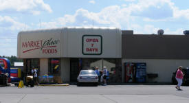 Market Place Foods, Moose Lake Minnesota