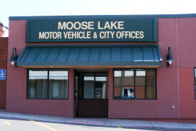 Moose Lake City Offices, Moose Lake Minnesota