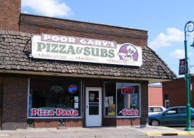 Poor Gary's Pizza & Subs, Moose Lake Minnesota