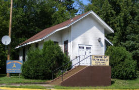 Christ Our Righteousness - Seventh Day Adventist Church, Moose Lake Minnesota