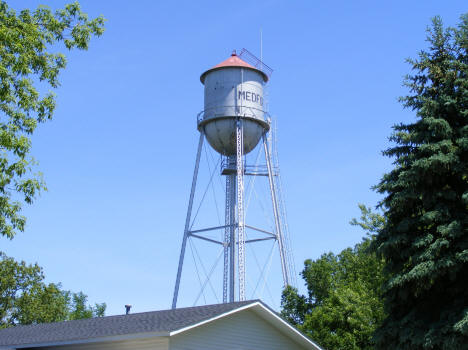 Water Tower, Medford Minnesota, 2010