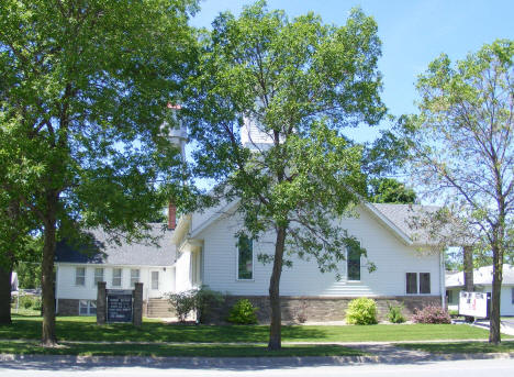 Medford Congregational Church, Medford Minnesota, 2010