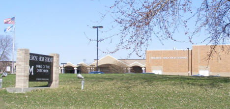 Melrose High School, Melrose Minnesota, 2009