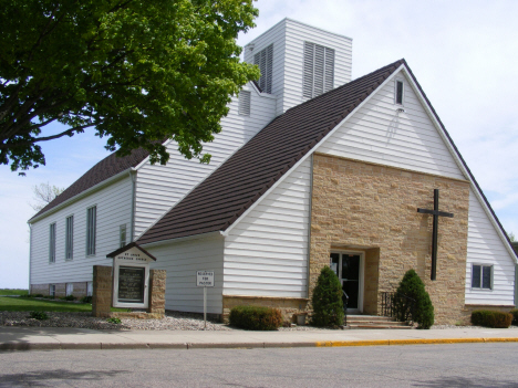 St. James Lutheran Church, Northrop Minnesota, 2014