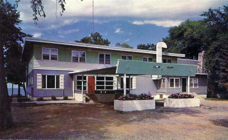 Izaty Lodge Resort, Onamia Minnesota, 1960's