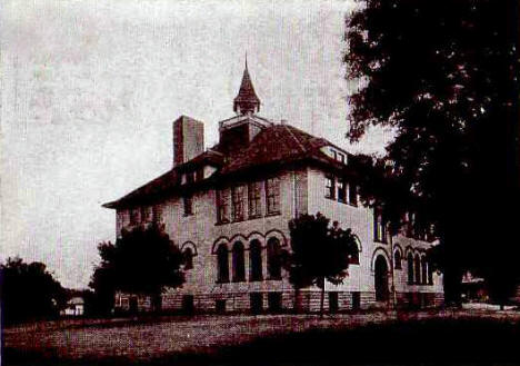 Second Ward School, Owatonna Minnesota, 1910