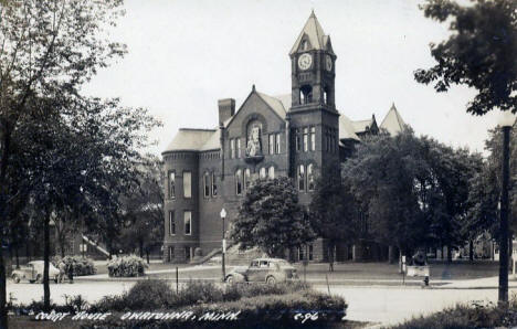 Court House, Owatonna Minnesota, 1930's