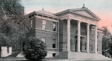 Music Hall, Owatonna Minnesota, 1910's