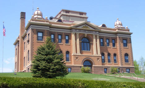 Red Lake County Courthouse, Red Lake Falls Minnesota, 2008