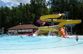 Colvill Aquatic Center, Red Wing Minnesota