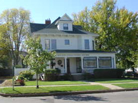 Legacy House Bed & Breakfast, Red Wing Minnesota
