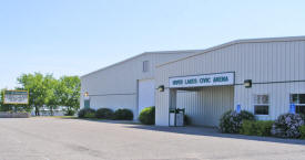 River Lakes Civic Arena, Richmond Minnesota