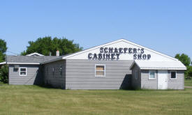 Schaefer's Cabinet Shop, Richmond Minnesota