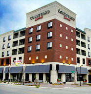 Courtyard by Marriott Saint Mary's, Rochester Minnesota