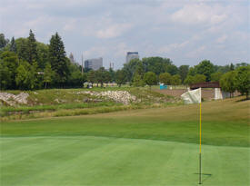 Soldiers Field Golf Course, Rochester Minnesota