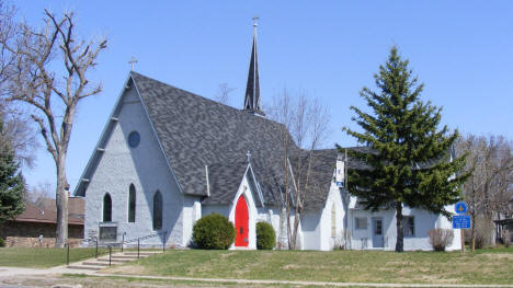 Good Samaritan Episcopal Church, Sauk Centre Minnesota, 2009