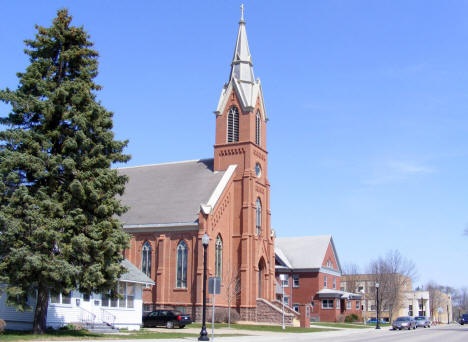 St. Paul's Catholic Church, Sauk Centre Minnesota, 2009