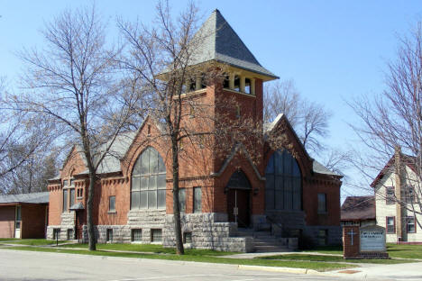 First United Church, Sauk Centre Minnesota, 2009
