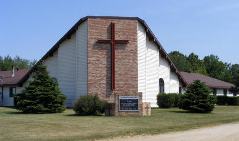Our Saviors Lutheran Church, Sebeka Minnesota, 2007