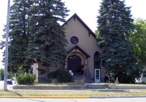 Former church, Sebeka Minnesota, 2007