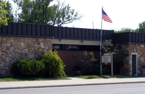 Sebeka City Hall, Sebeka Minnesota, 2007