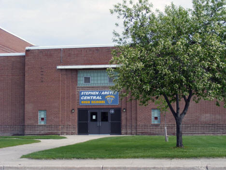 Stephen/Argyle High School, Stephen Minnesota, 2008