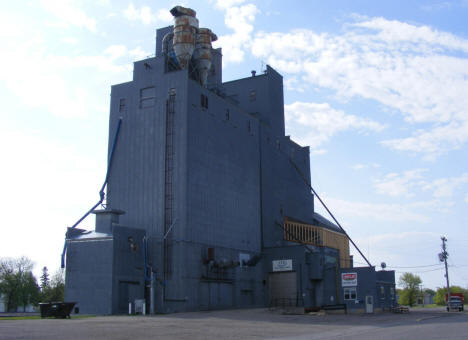 Northwest Grain elevator in Stephen Minnesota, 2008