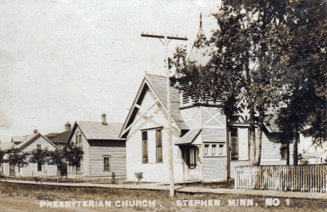 Presbyterian Church, Stephen Minnesota, 1909