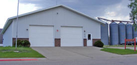 Waubun Fire Hall, Waubun Minnesota