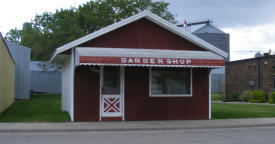 Barber Shop, Waubun Minnesota