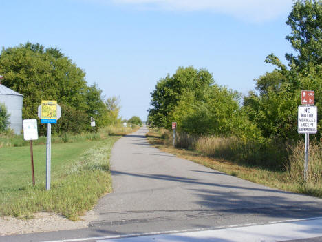 Lake Wobegon Trail, West Union Minnesota, 2008