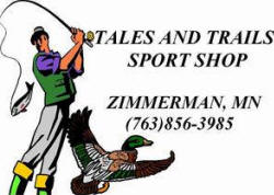 Tales & Trails Sports Shop, Zimmerman Minnesota