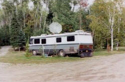 Canoe Country Cabins & Campground, Ely Minnesota