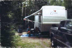 Moccasin Point RV Campground, Tower Minnesota