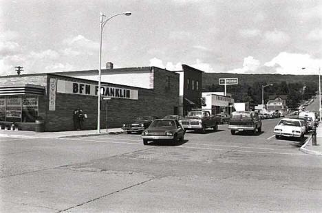 First Avenue West, Grand Marais Minnesota, 1981