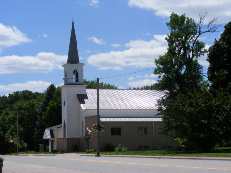 Grace United Methodist Church, Vernon Center Minnesota, 2014