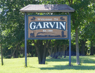 Welcome to Garvin Minnesota!