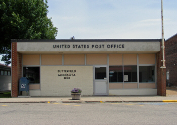 Butterfield Minnesota Post Office