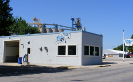 Sparkle Car Wash and Laundry, Clarksfield Minnesota