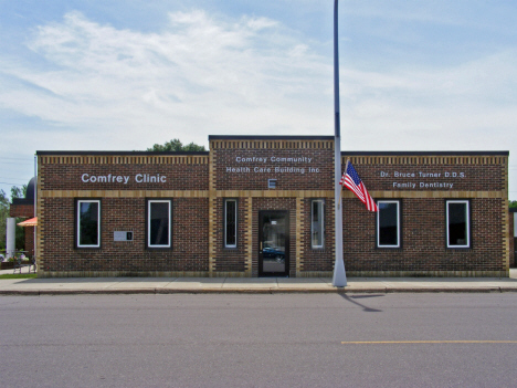 Comfrey Community Health Care Building, Comfrey Minnesota, 2014