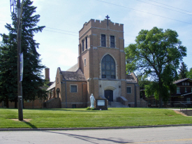 Immaculate Heart of Mary Mary Catholic Church, Currie Minnesota