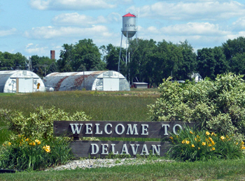 Welcome to Delavan Minnesota