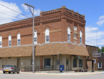 Post Office, Delavan Minnesota