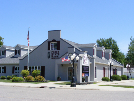 First State Bank Southwest, Edgerton Minnesota, 2014