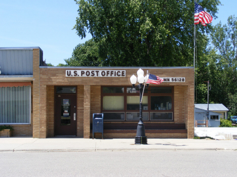 Post Office, Edgerton Minnesota, 2014