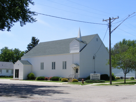 First Protestant Reformed Church, Edgerton Minnesota, 2014